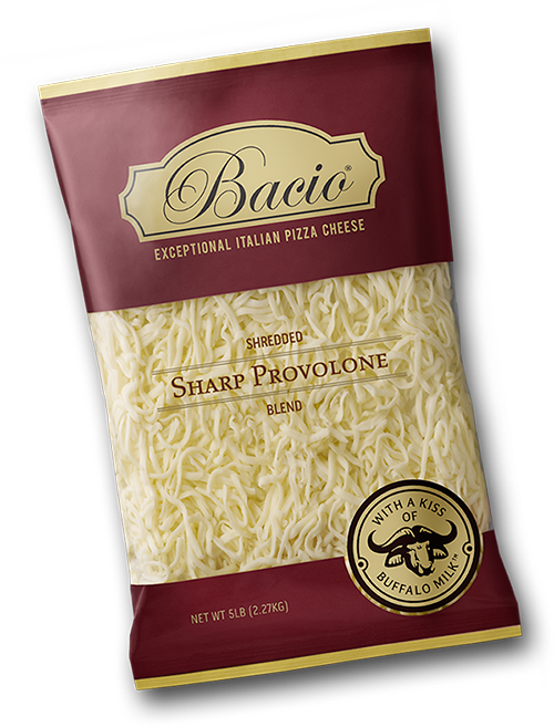 Our New Sharp Provolone Blend